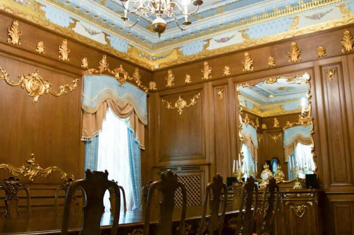 Фото №4 зала Переговорная комната