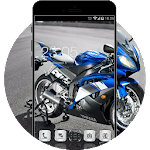 Motorcycle HD Theme: R6 ultra Icon