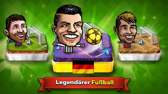 ⚽ Puppet Fußball Champions – League ❤️🏆 Screenshot