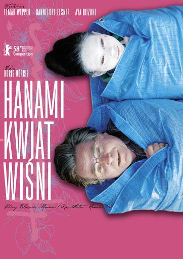 Polski plakat filmu 'Hanami - Kwiat Wiśni'