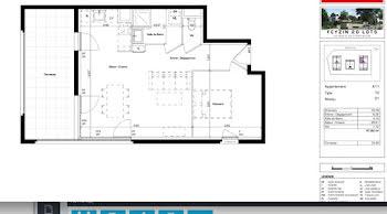 appartement à Feyzin (69)