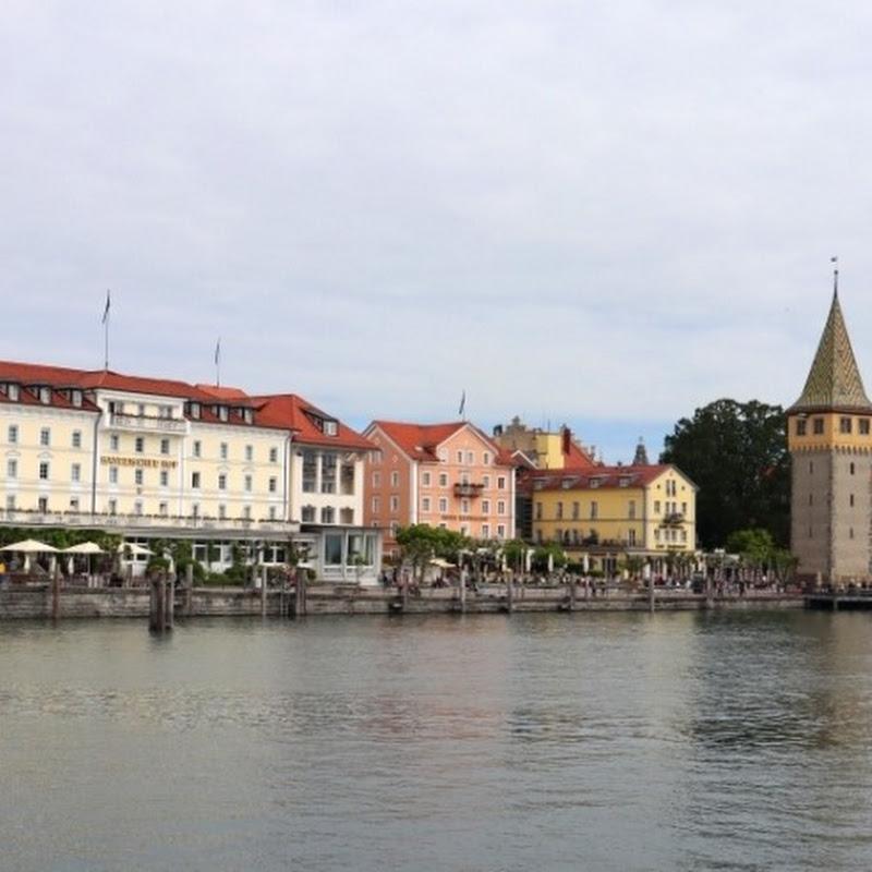 【世界の街角】これぞドイツのヴェネツィア!ボーデン湖に浮かぶ美しい島リンダウ
