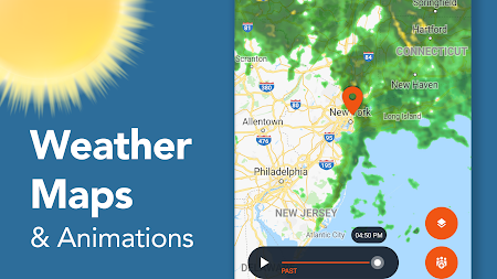 AccuWeather: Weather Forecast Updates & Radar Maps APK screenshot thumbnail 2