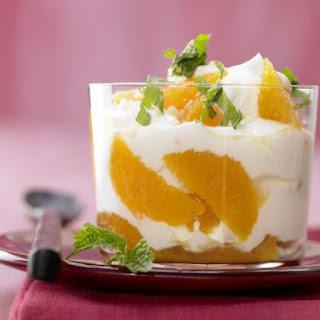 Clementine Yogurt