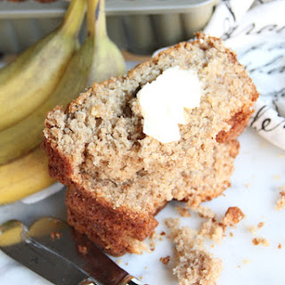 The Ultimate Low-Cal Banana Bread