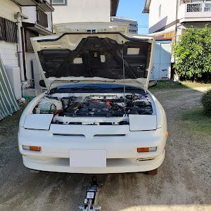 180SX KRS13 CA18のカスタム事例画像 180SXと共に熱走さんの2020年11月12日00:24の投稿