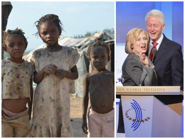 Image result for bill hillary clinton haiti photo