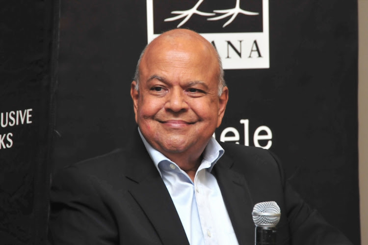 Pravin Gordhan has been deployed to lead district efforts in the fight against Covid-19.