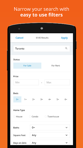 Real Estate in Canada by Zolo 1.4.8 Screenshots 4
