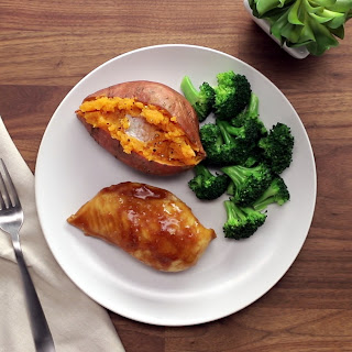 Honey-Soy Chicken Breasts.