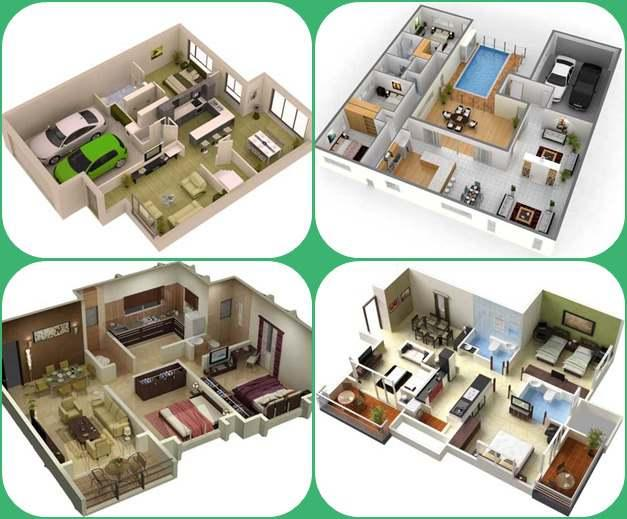 3d Simple House Plan Android Apps On Google Play