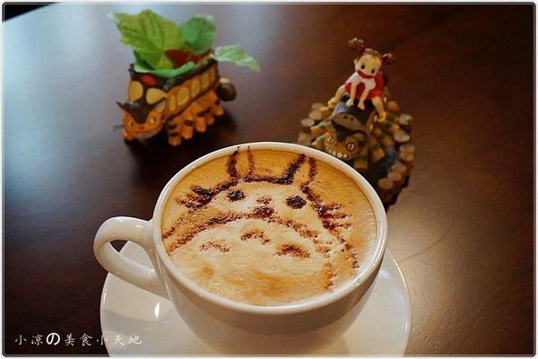 龍貓咖啡館║與龍貓來場邂逅。日本雜貨迷必逛.....小心看緊你的荷包!