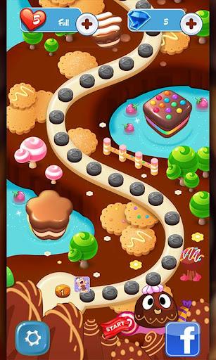 Choco Match Crush Mania screenshot 11