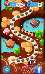 Choco Match Crush Mania APK screenshot thumbnail 6