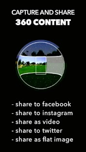 Panorama 360 Camera:360 Photos for FB:Photosphere Screenshot