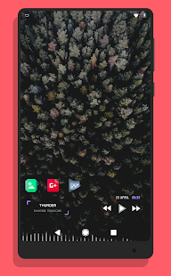 STRIPES for KWGT and KLCK Screenshot