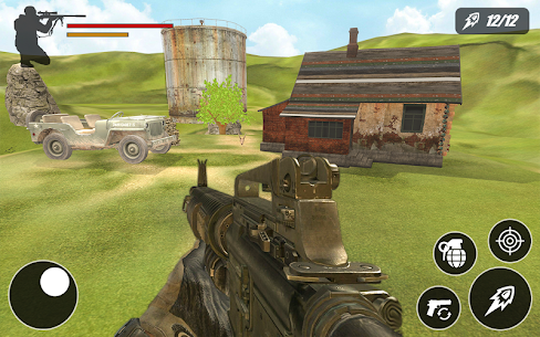 Military Firing Squad Free-Fire Battleground 3