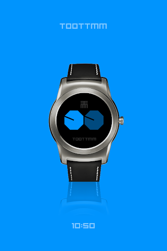 【免費生活App】TOOTTMM - watchface to Wear-APP點子
