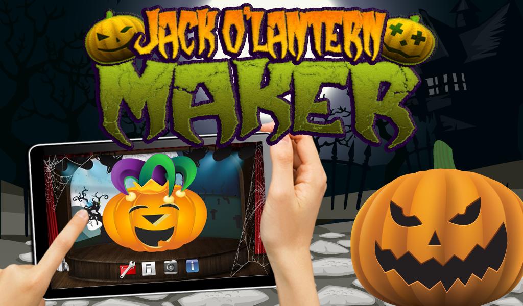 Halloween Pumpkin Maker Game - screenshot