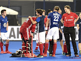 La France est sortie de la Coupe du Monde de hockey