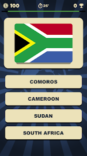 World Flags Quizzer- screenshot thumbnail