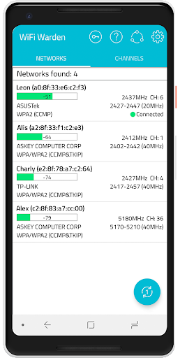 Free Download WiFi Warden ( WPS Connect ) 2 2 APK | Download
