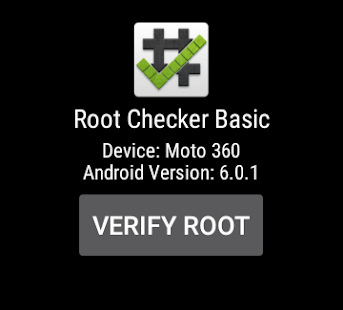 Root Checker- gambar mini screenshot