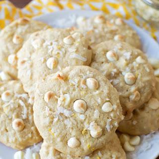 Lemon Coconut Cookies Recipe