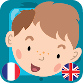 English french picture book