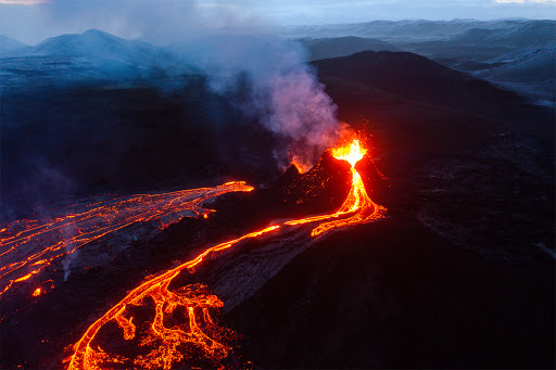 How I Photographed Iceland's Volcanic Eruption: Chris Burkard Recounts His Transformative Journey