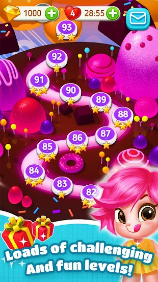 Sweet Cookie Blast- screenshot thumbnail