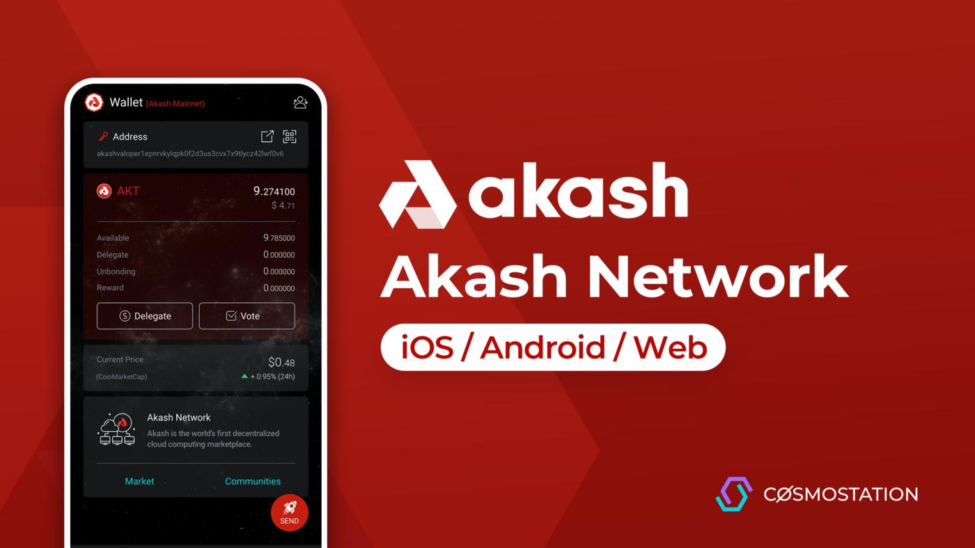 Blog Akash Network Mobile App