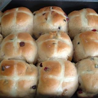 Hot Crossed Buns Recipe