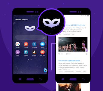 Private Browser App Download For Android and iPhone 1