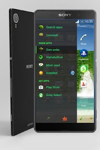 Xperia™ Nature Theme screenshot 2