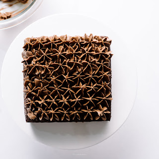Classic Chocolate Birthday Cake