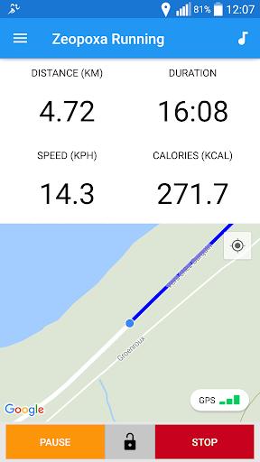 Running & Jogging screenshot 1