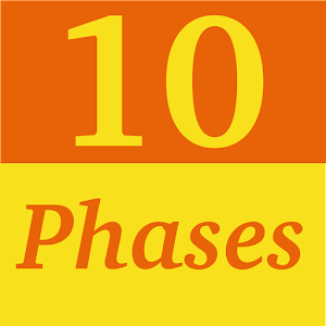 10 Phases card game for PC and MAC