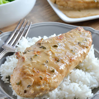 Creamy Balsamic and Herb Chicken
