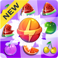 Fruit Jam Splash: Candy Match icon