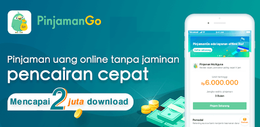 PinjamanGo- Pinjaman Uang Tunai Online Dana Kredit - Apps ...