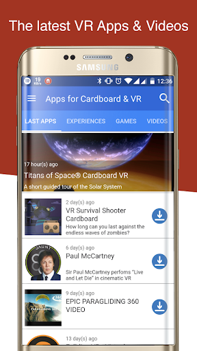 免費下載新聞APP|Apps for Cardboard and VR app開箱文|APP開箱王