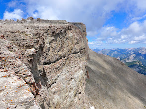Photo: The 2015 group reaching the summit at about noon.