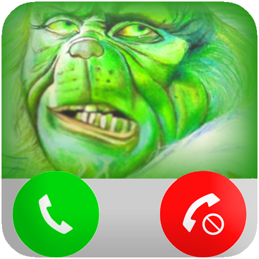 Fake Call From The grinch