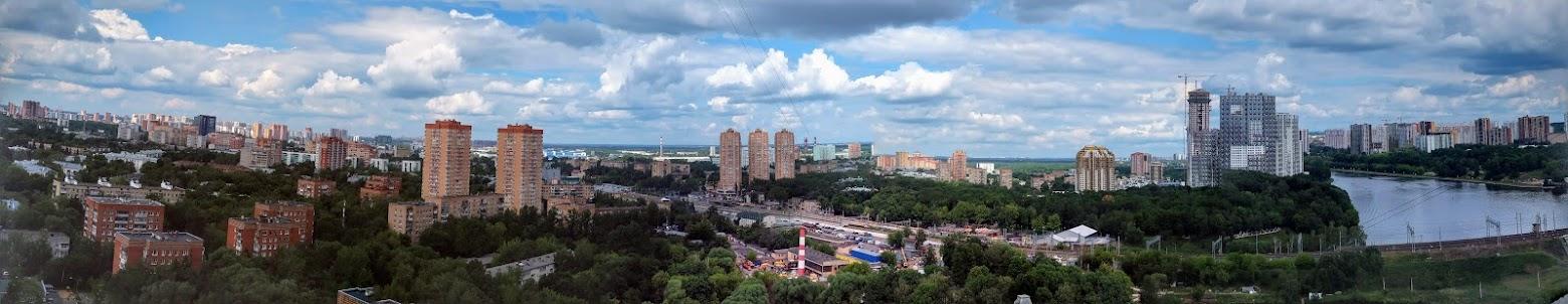 Московские панорамы, Химки