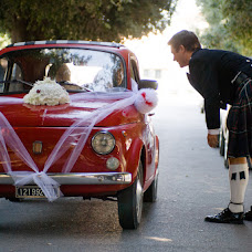 Wedding photographer Vincenzo Pennè (penn). Photo of 11.10.2015
