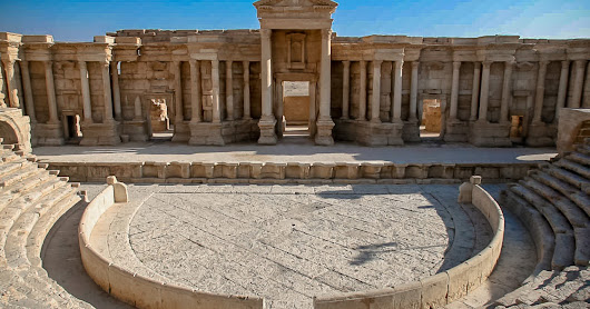 Syria - Palmyra Theater