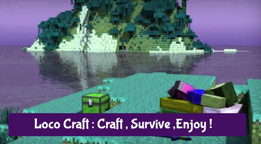 Loco Craft : Exploration & Survival cheat hacks