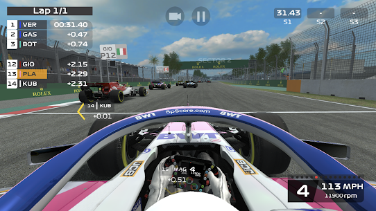 F1 Mobile Racing App Latest Version Download For Android and iPhone 6