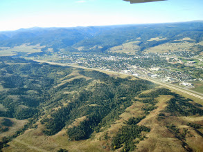 Photo: Spearfish and the Black Hills